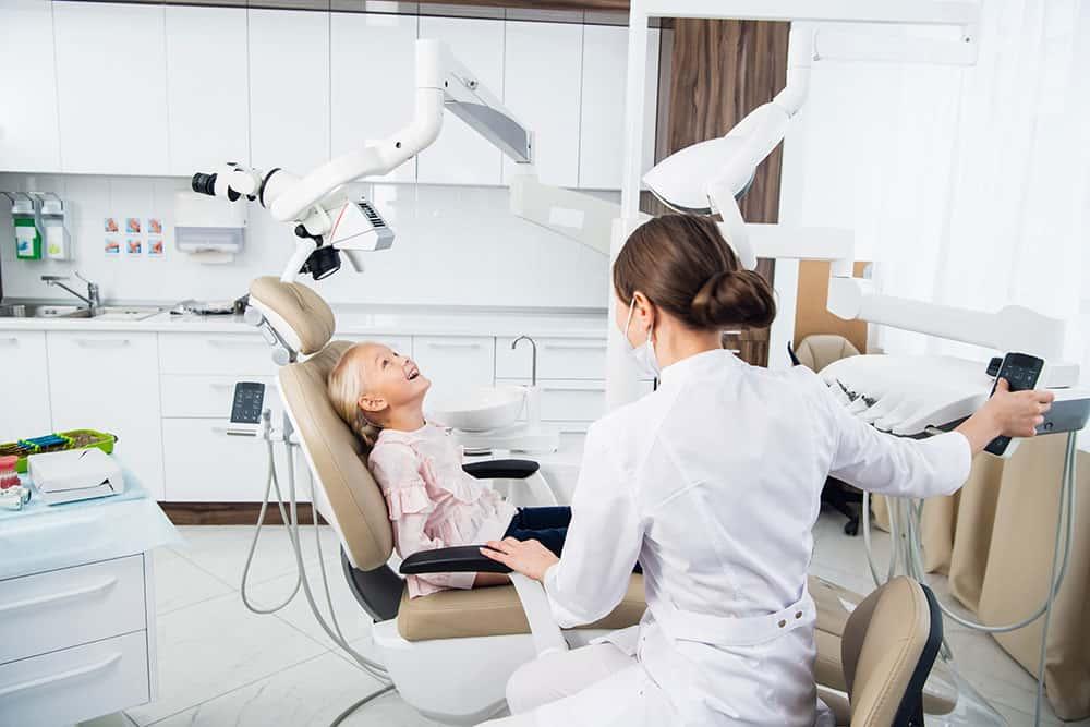 Quando portare i bambini dal dentista